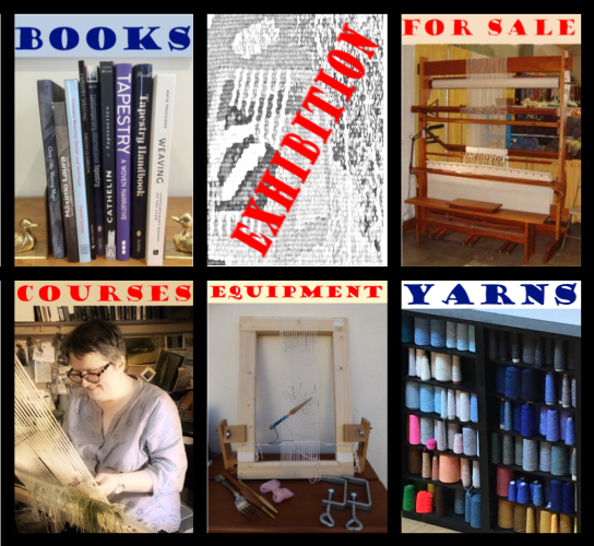 Classifieds: Books, Exhibitions, For Sale, Yarns, Equipment, Courses