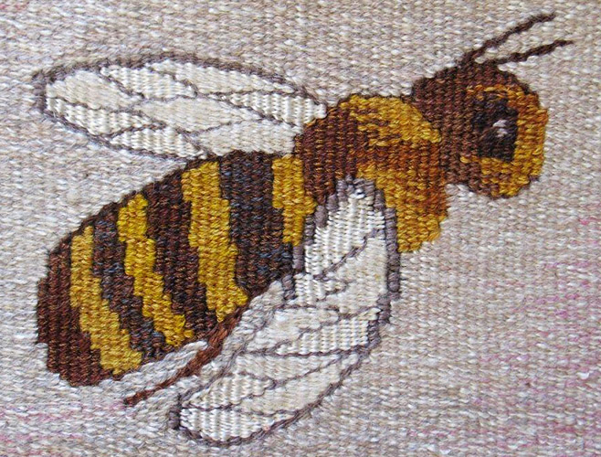 WHAT HAPPENS TO THE BEES? (detail)